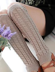 Недорогие -Жен. Ультратеплые Сексуальные платья Чулки 680D Черный Темно-серый Светло-серый Один размер