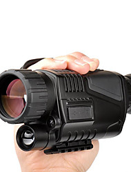 cheap -LUXUN® 5 X 40 mm Monocular Lenses Waterproof High Definition Antiskid Portable 112/1000 m BAK4 Hunting Performance Camping PP+ABS