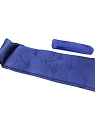 cheap -Sleeping Pad Self-Inflating Sleeping Pad Make It Double Outdoor Camping Lightweight Breathable Moistureproof Toyokalon Hair Beach Camping / Hiking / Caving Picnic for 1 person All Seasons Green Blue