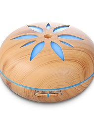 abordables -diffuseur d'huiles essentielles 12 heures - 550 ml humidificateur à ultrasons à ultrasons pour arôme de grain de bois pour bureau à domicile salle de yoga pour bébé chambre étude spa