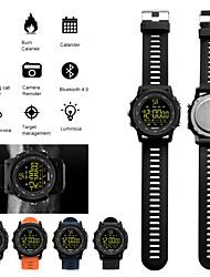 cheap -JSBP EX17S Men Smartwatch Android iOS Bluetooth Smart Sports Waterproof Calories Burned Information Timer Stopwatch Pedometer Call Reminder Sleep Tracker / Alarm Clock / Gravity Sensor / Chronograph