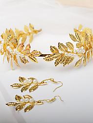 cheap -Athena Goddess Headbands Wreaths Ancient Greek Alloy Headband For Masquerade Prom Party / Cocktail Halloween Carnival Women's Costume Jewelry Fashion Jewelry / Headwear / Earrings / Headwear