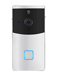 cheap -W926 WIFI Photographed No Screen(output by APP) Telephone 1280*720 Pixel One to One video doorphone
