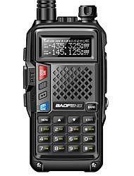Недорогие -BAOFENG BF-UVB3 Аналоговая Yведомление O Hизком заряде батареи / С программным управлением через ПК / Функция сохранения энергии 5 - 10 км 5 - 10 км 3800 mAh 8 W Walkie Talkie Двухстороннее радио