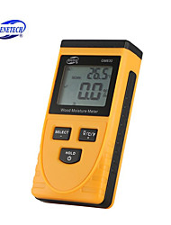 cheap -Inductive Wood Moisture Meter Hygrometer Digital Electrical Ambient Temperature Tester Measuring tool GM630