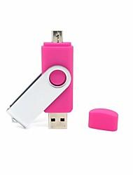 cheap -Ants 128GB usb flash drive usb disk USB 2.0 / Micro USB Metal Shell irregular Covers OTG