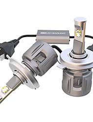 cheap -OTOLAMPARA 2pcs PK43T Car Light Bulbs 120 W High Performance LED 15600 lm 2 LED Headlamps For Toyota / Hyundai Elantra / Fit / Wrangler 2019