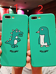 cheap -Case for Apple iPhoneXR /iPhoneXS MAX pattern/ Cartoon cute bear painted pattern TPU material matte phone case for iphone6 /iphone6S/iphone 6 PLUS/iphone 6S PLUS 7 8 7PLUE 8 8PLUS