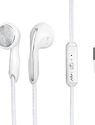 cheap -LITBest Wired In-ear Earphone Wired New Design Stereo with Volume Control for Mobile Phone
