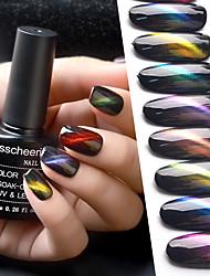 Недорогие -Кусачки для ногтей УФ-гель польский 1 pcs Винтаж / модный Замочить от Долгое На каждый день / Свидание Винтаж / модный Модный дизайн / Творчество / Цветной