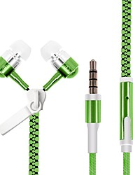 cheap -LITBest Wired In-ear Earphone Wired No New Design Stereo with Volume Control Mobile Phone