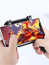 cheap -All in One Mobile Gaming Game Pad Fortnit Game Controller PUBG Gamepad Joystick
