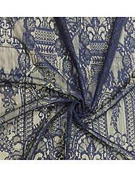 Недорогие -Кружева Геометрический принт С узором 150 cm ширина ткань для Одежда и мода продано посредством Ярд (0,9 м)