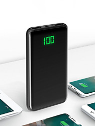 cheap -20000 mAh For Power Bank External Battery 5 V For 2.1 A For Battery Charger Automatic Adjusted Current LCD