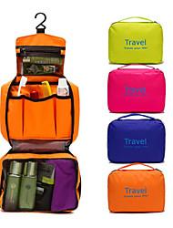 abordables -Etanche Tissu Oxford Fermeture Bagage à Main Couleur unie De plein air Orange / Rouge / Bleu Ciel / Automne hiver