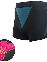 cheap -Mountainpeak Women's Cycling Under Shorts Lycra Bike Underwear Shorts Padded Shorts / Chamois Breathable Sweat-wicking Sports Black Mountain Bike MTB Road Bike Cycling Clothing Apparel Form Fit Bike