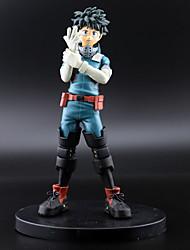 cheap -Anime Action Figures Inspired by My Hero Academy Battle For All / Boku no Hero Academia Midoriya Izuku PVC(PolyVinyl Chloride) 16.5 cm CM Model Toys Doll Toy