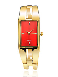 cheap -Women's Luxury Watches Quartz Watches Luxury Fashion Gold Stainless Steel Quartz Blushing Pink Sky Blue Purple Shock Resistant Casual Watch 1 pc Analog One Year Battery Life