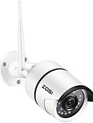 cheap -ZOSI 1NB-2622MW32-W 1080P 2 mp Wifi Wireless IP Camera CMOS Outdoor Waterproof  IR-cut Motion Detection Home Security Camera Support 256 GB / CMOS / Android / iPhone OS