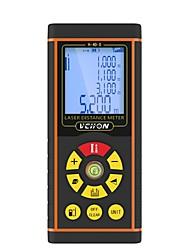 cheap -Vchon 40M Digital Laser Distance Meter Rangefinder Laser Roulette Digital Laser Rangefinder Laser Distance Meter Measuring Meter
