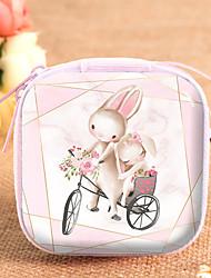 cheap -Wedding Party / Festival Fabric / Metal Favor Boxes Floral Theme / Classic Theme / Wedding - 1 pcs