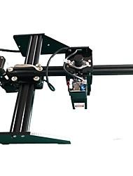 Недорогие -15 Вт лазерный гравировальный станок небольшой маркировочная машина картина рабочего стола для резки плоттер лазерной резки (170 мм * 200 мм)