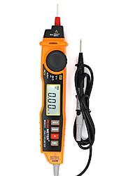 Недорогие -Пиковый измеритель MS8211 цифровой мультиметр 2000 считает тип ручки с бесконтактным электрическим портативным тестером ACV / DCV