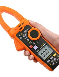 cheap -PEAKMETER PM2128 Digital AC/DC Clamp Meter Voltage Current Meter Resistance Capacitance Tester discount