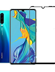 cheap -HuaweiScreen ProtectorHuawei P30 High Definition (HD) Front Screen Protector 1 pc Tempered Glass