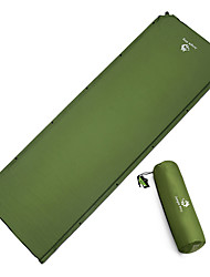 cheap -Jungle King Self-Inflating Sleeping Pad Picnic Pad Outdoor Moistureproof Soft Thick PVC / Vinyl 190*66*5 cm Casual Travel All Seasons Green Blue Burgundy