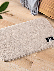 cheap -1pc Casual / Country Bath Mats / Bath Rugs PVC(PolyVinyl Chloride) / Special Material Creative Non-Slip / Thickening