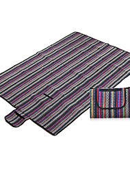 cheap -Jungle King Camping Pad Tent Tarps Outdoor Moistureproof Foldable Folding EPE Foam Camping All Seasons Violet