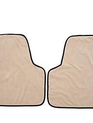 Недорогие -Собаки Коты Матрас Чехол для сидения автомобиля Одеяла Коврики и подушки Плюшевая ткань Компактность Однотонный Оранжевый Серый Черный