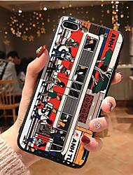 Недорогие -чехол для яблока iphone xr / iphone xs max pattern / матовая задняя крышка мультяшный мягкий тпу для iphone 6 6 плюс 6 s 6 s плюс 7 8 7plue 8plus x xs