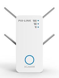 Недорогие -litbest 2600 Мбит / с / 2,4 Гц, двухдиапазонный повторитель беспроводной сети переменного тока / ap / маршрутизаторы lv-ac10