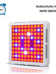 cheap -Grow Light LED Plant Growing Light LED Plant Grow Growing Light Fixture 85-265V 60W 4800 lm 100 LED Beads Cabinet Home Office Vegetable Greenhouse