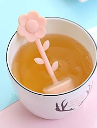 Недорогие -горячий силиконовый чай дизайн рассыпной чайный лист ситечко мешок травяной специи заварки фильтр инструменты