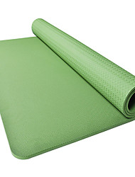 Недорогие -Коврик для йоги Мягкость, Эластичный, Липкий TPE Для Армейскийзеленый, Синий, Цвет фуксии