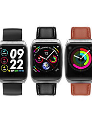 cheap -KUPENG E58 Smart Watch BT Fitness Tracker Support Notify/ ECG+PPG/ Heart Rate Monitor Sports Smartwatch Compatible Apple/ Samsung/ Android Phones