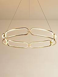 cheap -CONTRACTED LED® Sputnik / Lantern / Novelty Chandelier Ambient Light Brushed Aluminum Creative, New Design 110-120V / 220-240V Warm White / White