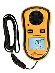 Недорогие -Цифровой анемометр Benetech GM8908 0-30 м / с ручной измеритель скорости ветра измеритель скорости воздуха