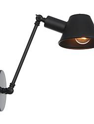 abordables -Antireflet / Style mini Rétro / Vintage Lumières de bras oscillant Bureau / Bureau de maison / Magasins / Cafés Métal Applique murale 110-120V / 220-240V