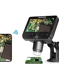 Недорогие -317 Цифровой микроскоп 1000X Smart Беспроводное управление вспышками осмотр