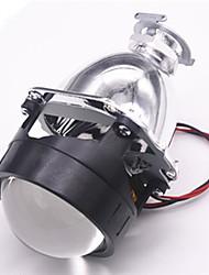 Недорогие -1pcs H7 / H4 / H1 Автомобиль Лампы 55 W 4800 lm Налобный фонарь Назначение Универсальный / Volkswagen / Toyota Дженерал Моторс Все года