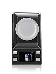 cheap -50g/0.001g High Definition Portable LCD Display Digital Jewelry Scale For Office and Teaching Home life Kitchen daily