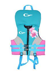 cheap -YON SUB Life Jacket Wearable Swimming Neoprene Boating Sailing Life Jacket for Kids
