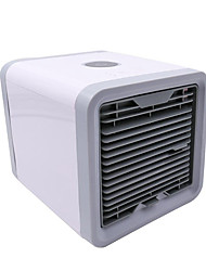 cheap -USB Mini Portable Air Conditioner Humidifier Purifier 7 Colors Light Desktop Air Cooling Fan Air Cooler Fan For Office Home