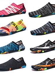 Недорогие -Муж. Жен. Обувь для плавания Рисунок Резина Противозаносный Босиком Плавание Серфинг Водные виды спорта Аква Спорт - для Взрослые