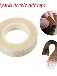 cheap -Wig Accessories / Tools & Accessories Polyurethanes / Gel Wig Adhesive Glue / Adhesive Adhesive Tapes Water Resistant / Waterproof 2 pcs Daily Basic Transparent