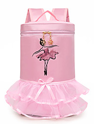 cheap -Dance Accessories / Ballet Backpack Girls' Training Polyester Lace Backpack